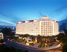 saigon park hyatt hotel in ho chi minh city